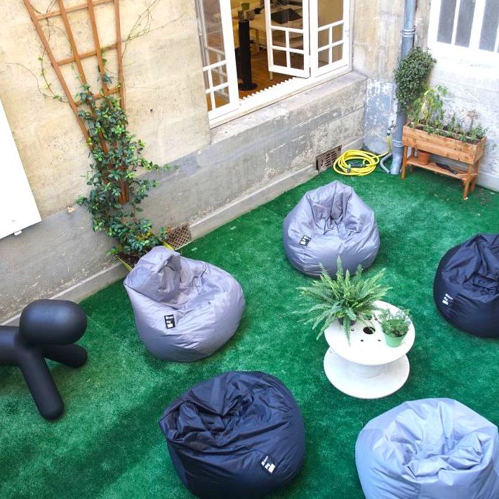 Aménagement espace coworking Bordeaux